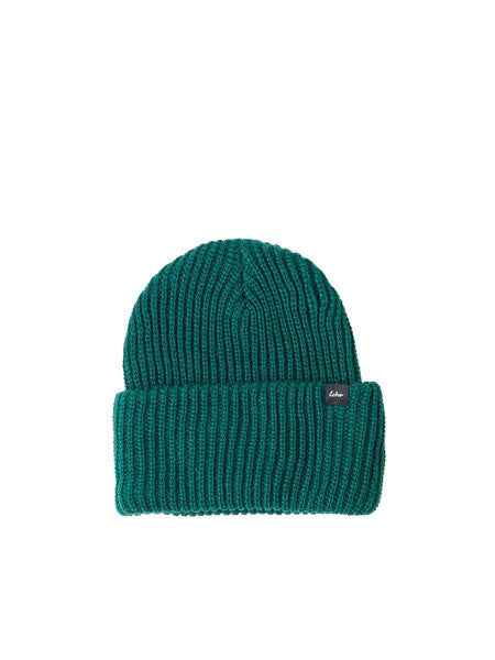 Echo - Fisherman's Cuff Hat / Emerald