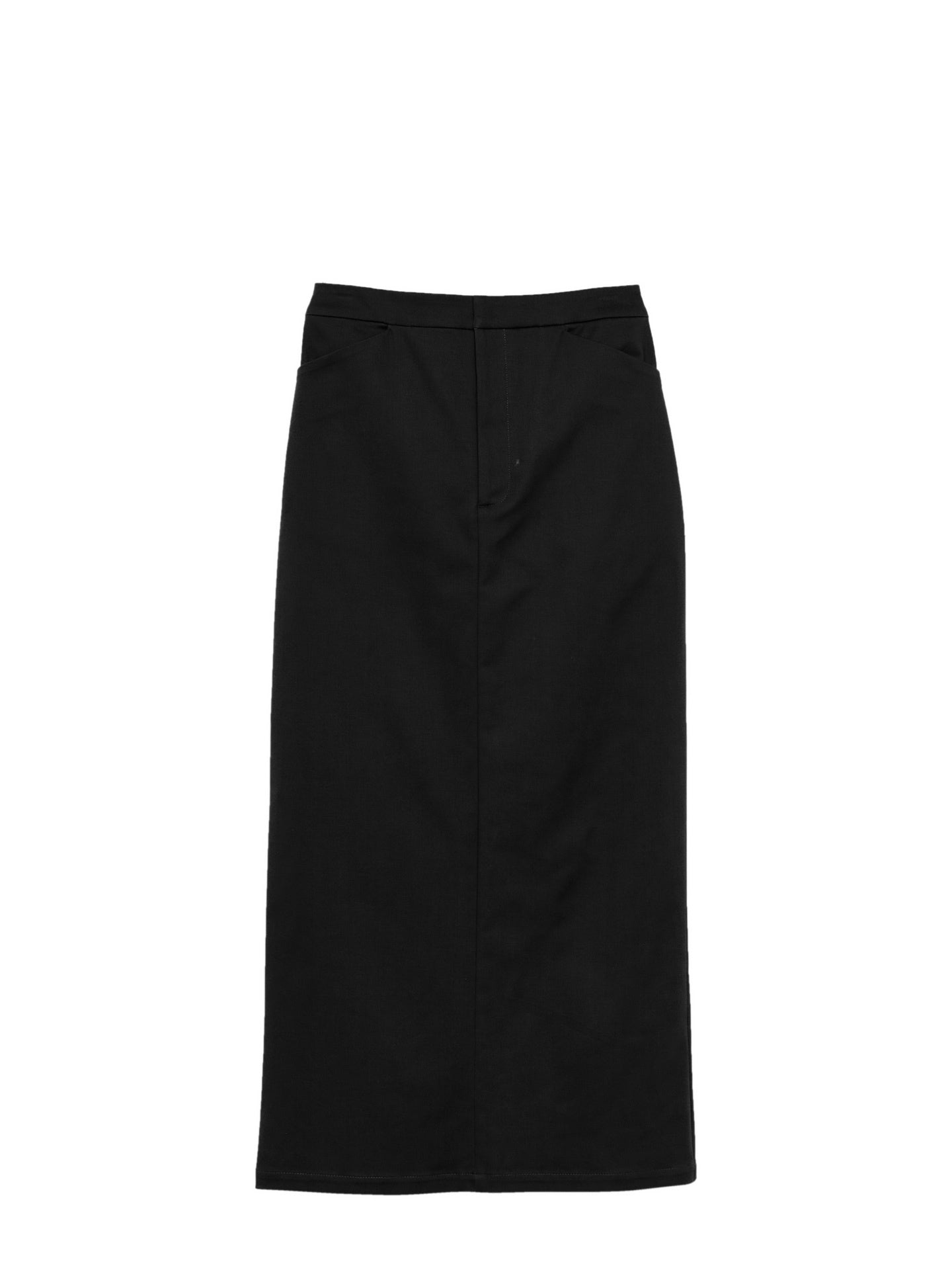 Sarah Skirt / Black Twill
