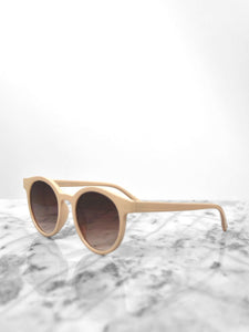 Sunglasses - Low Key / Beige
