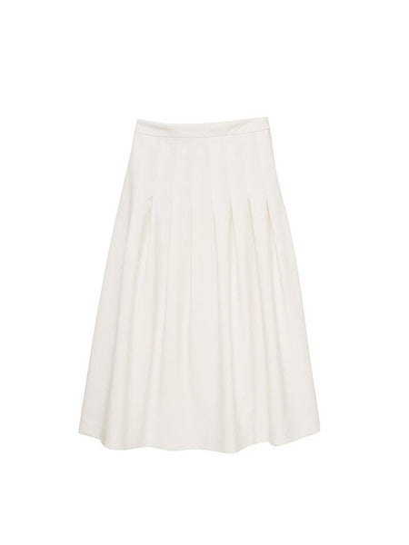 Esprit Skirt / Off White Twill