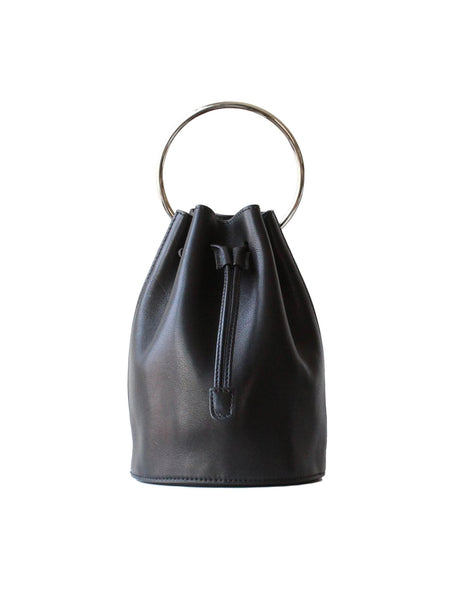Parisa Wang - Hooked Bracelet Bag / Black