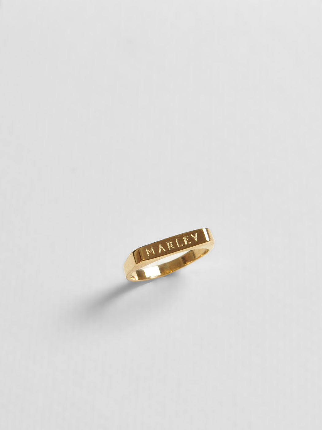3 Bars Ring / Gold
