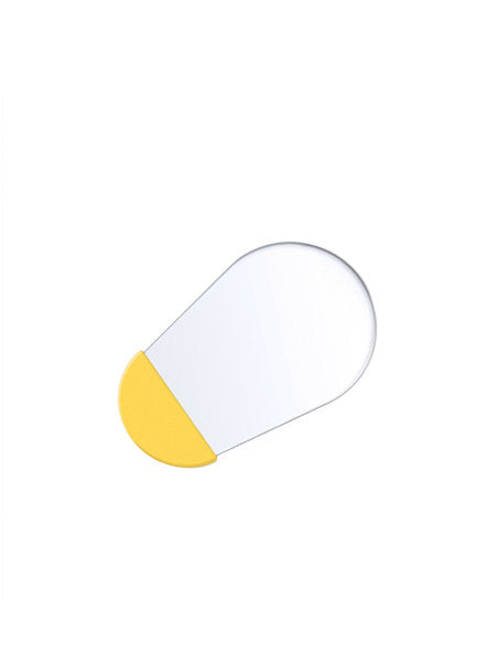 Good Thing - Utility Pocket Mirror / Yellow Pear
