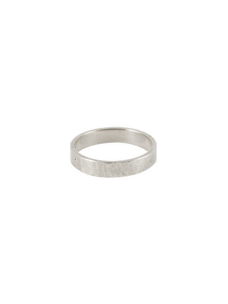 4mm Square Commitment Band