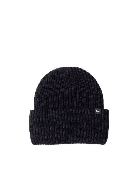 Echo - Fisherman's Cuff Hat / Black
