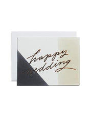 Moglea - Happy Wedding Card