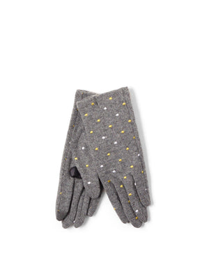 Echo - Dot Dot Glove / Grey