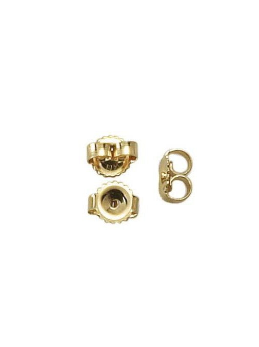 Replacement Earring Push Back / Gold