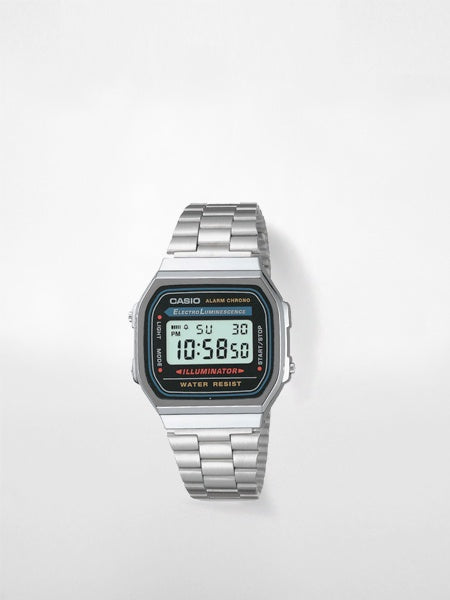 Casio - Classic Digital Watch / Silver