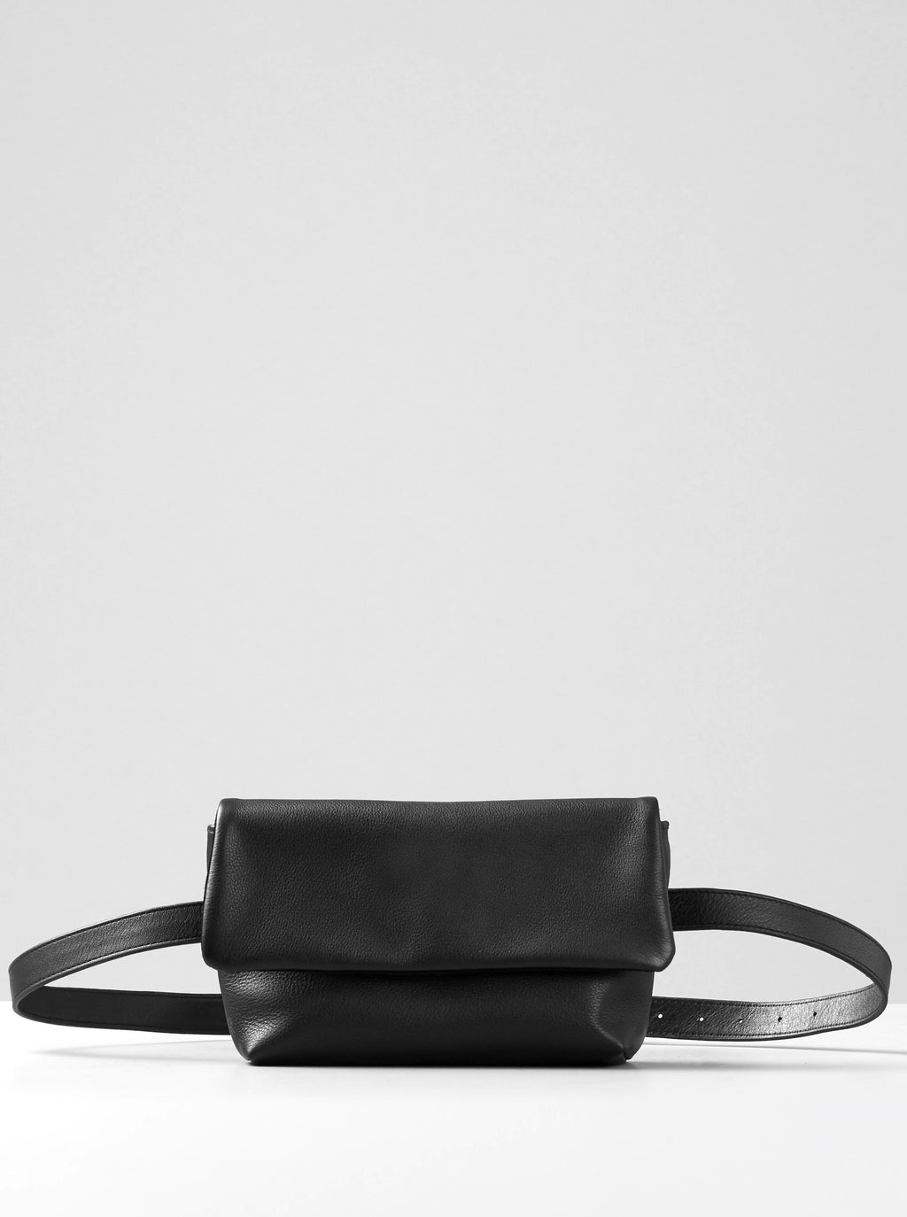 Vagabond - Copenhagen Leather Belt Bag / Black