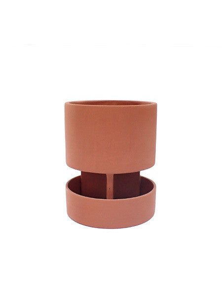Light + Ladder - Achromo Planter / Terracotta