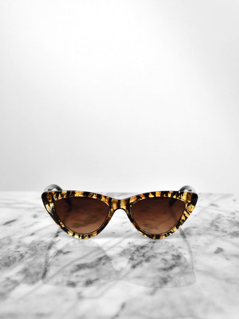 Sunglasses - Naughty / Tiger