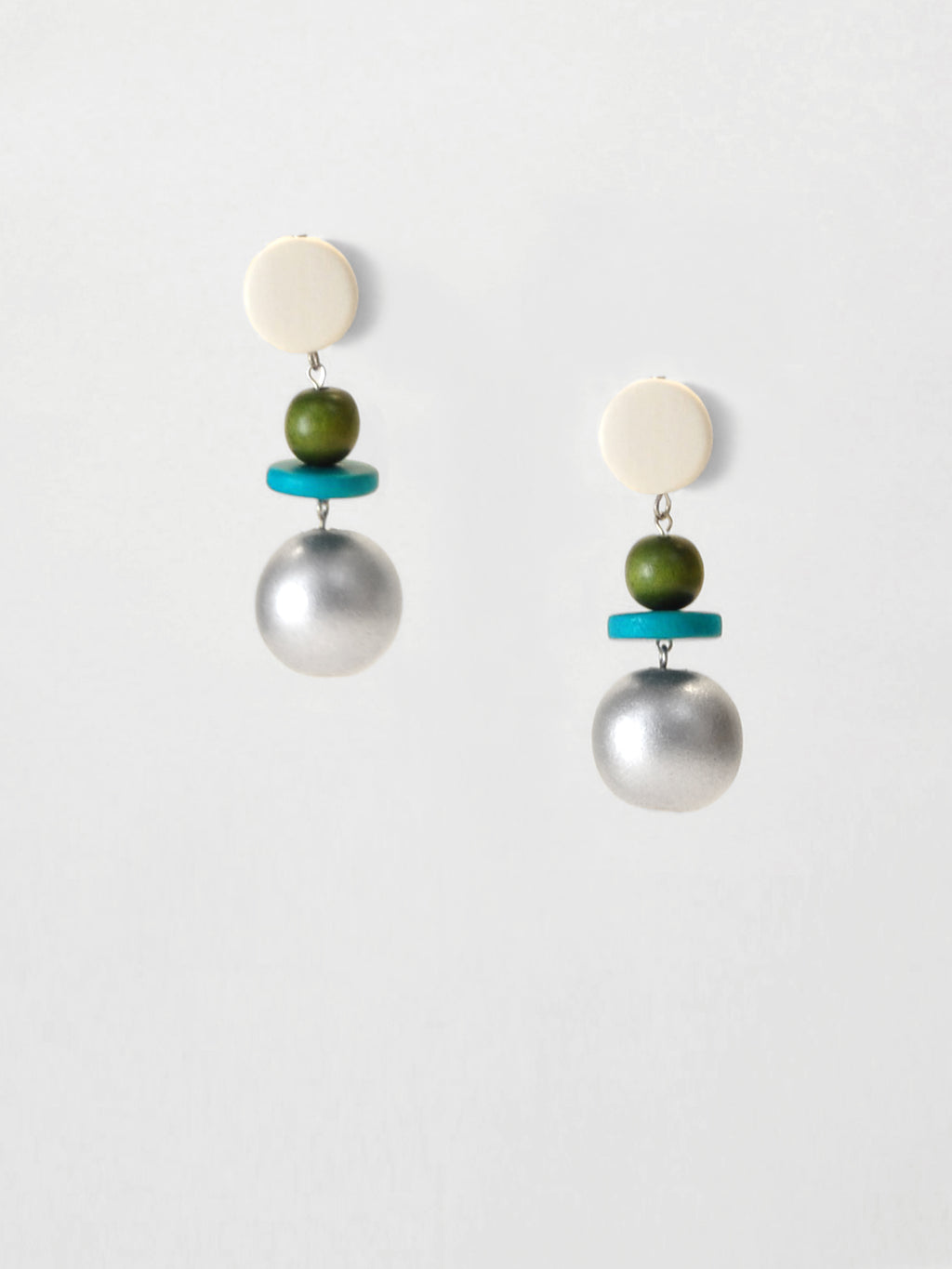 afterimage earrings no.03