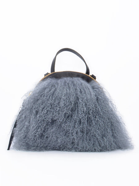 Eleven Thirty - Anni Mini Shoulder Bag / Mongolian Blue
