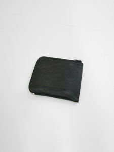 BBC - Side Zip Wallet / Black