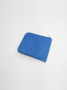 BBC - Side Zip Wallet / Cobalt