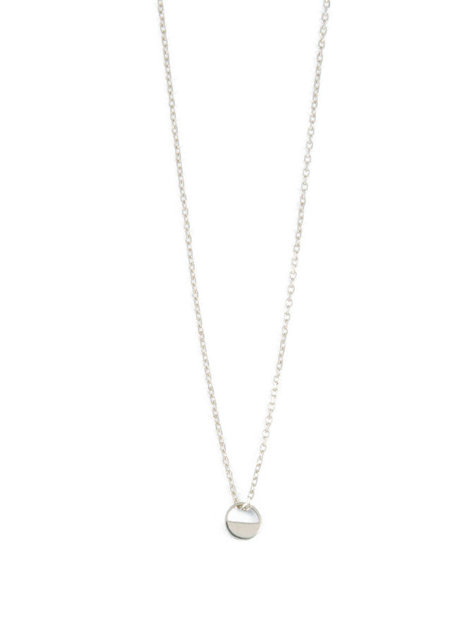 Breve Necklace / Silver