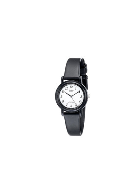 Casio - Classic Round Watch / Black