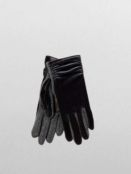 Echo - Classic Velvet Glove / Heather Grey