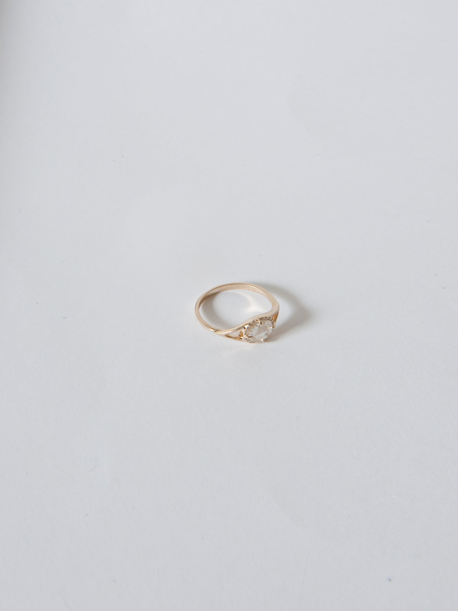 Dylan Ring with Pave