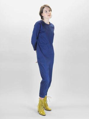 Emery Jumpsuit / Marine
