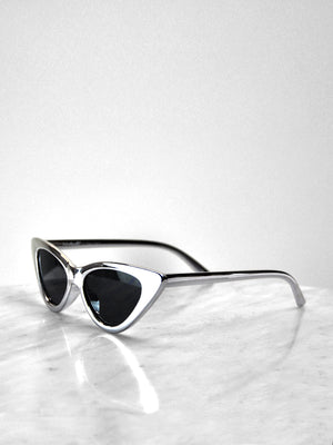 Sunglasses - Gee Wiz / Silver