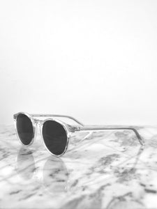 Sunglasses - Grad School / Crystal