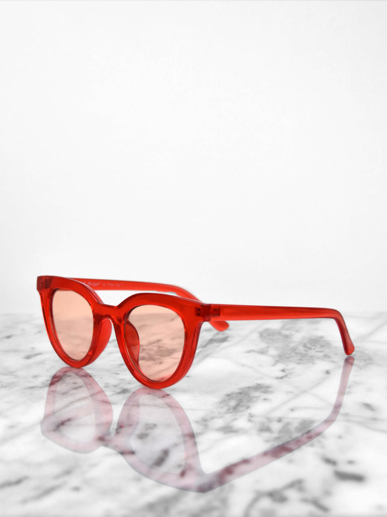 Sunglasses - Hotsy Totsy / Red