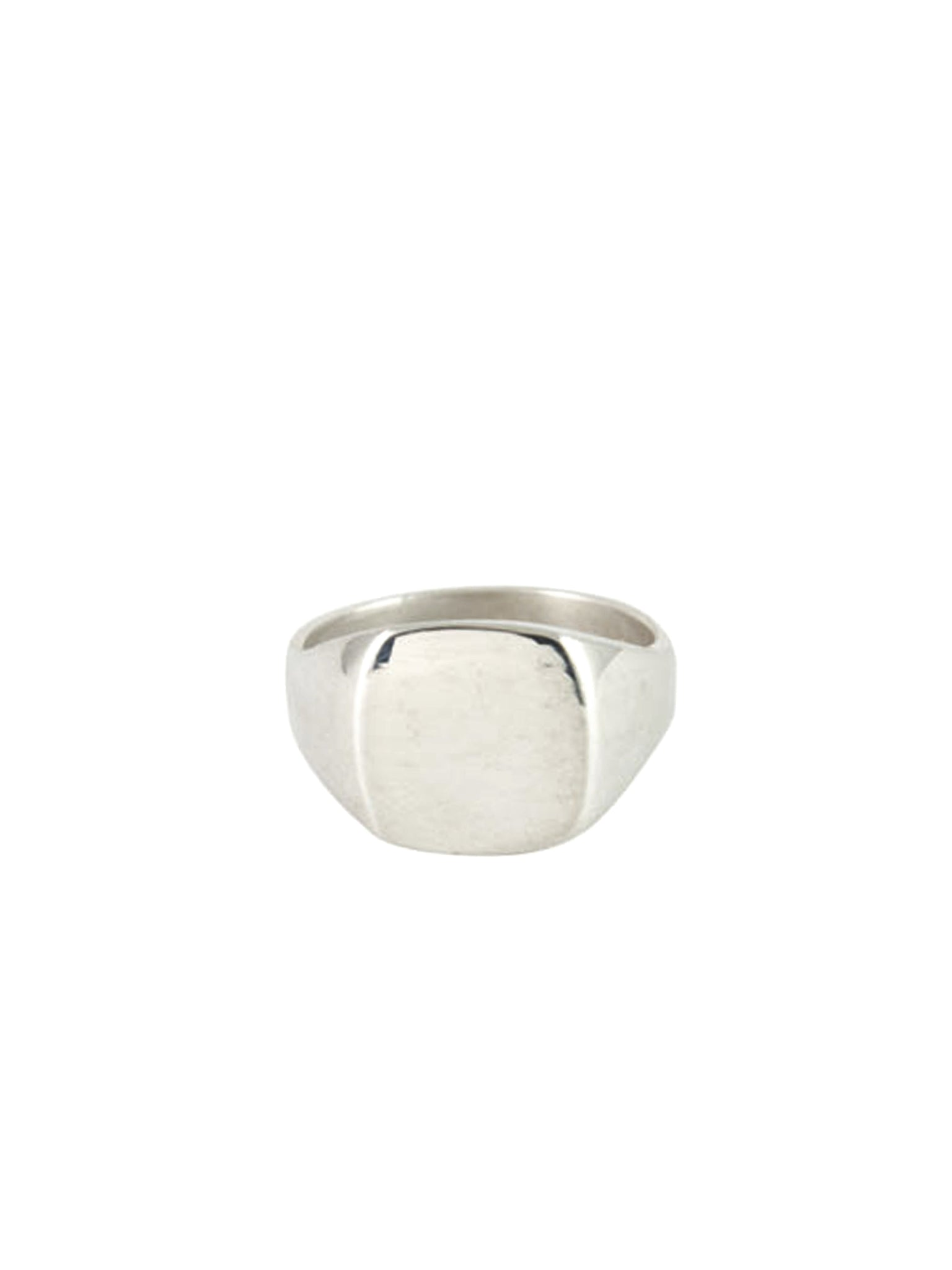 Initial Ring / Silver