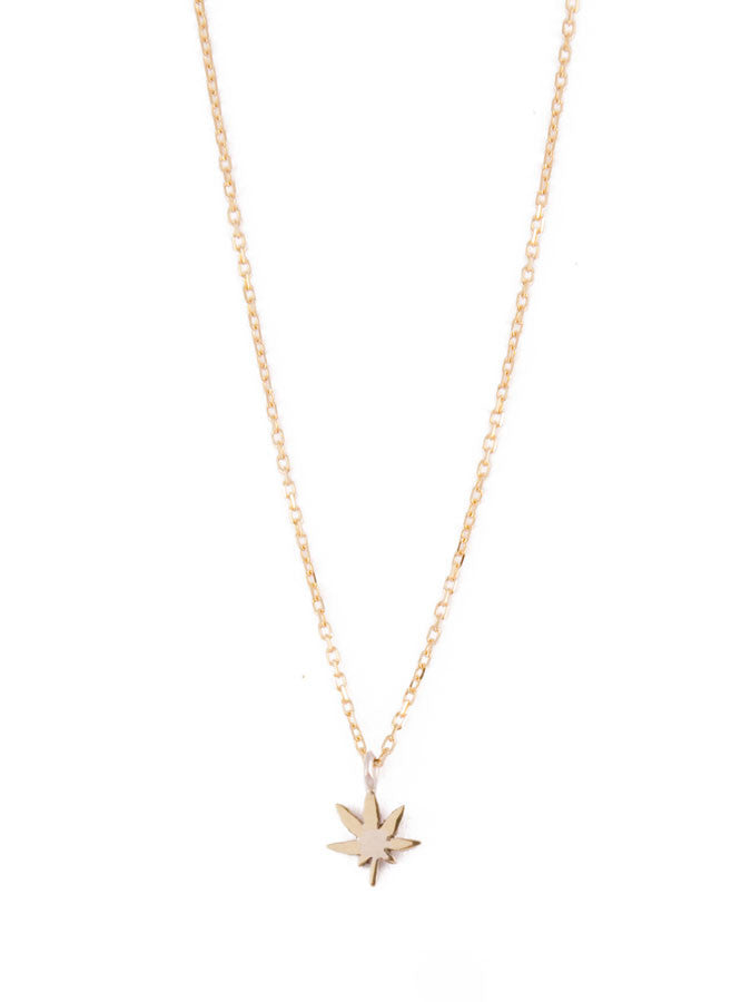 Kush Necklace / Gold