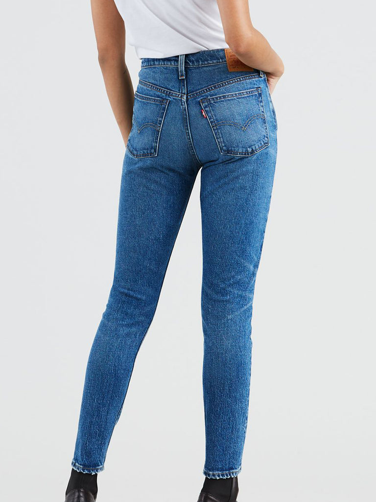Levi's - 501 Skinny / We The People