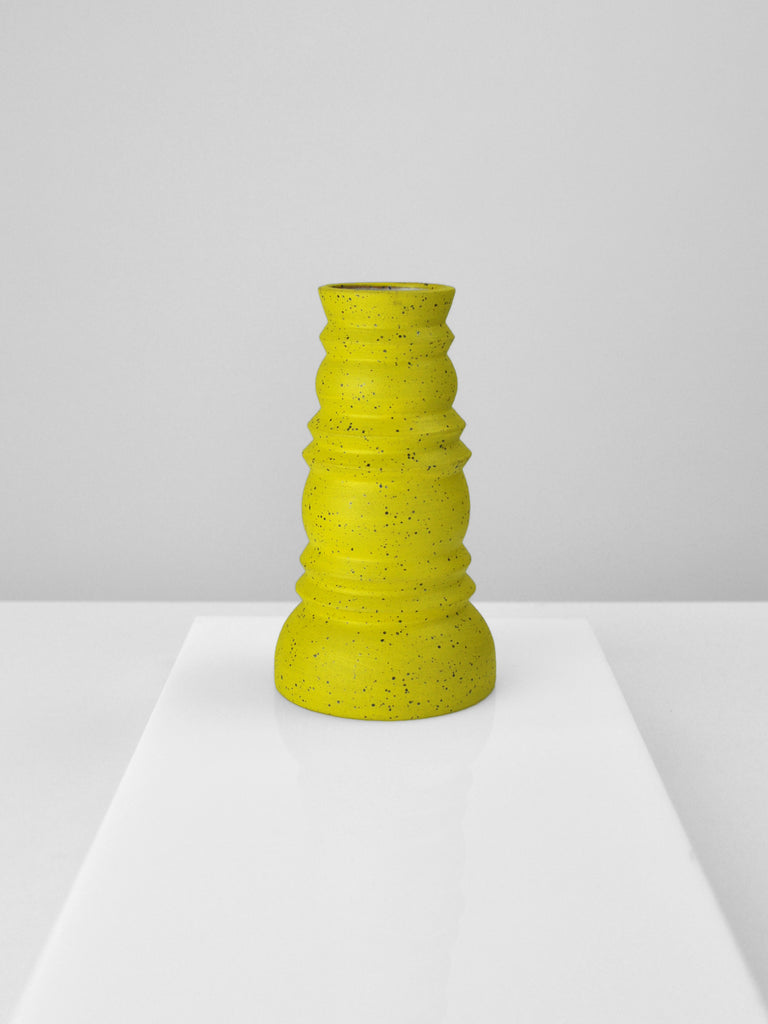 Mimi Ceramics - Bud Vase / Yellow