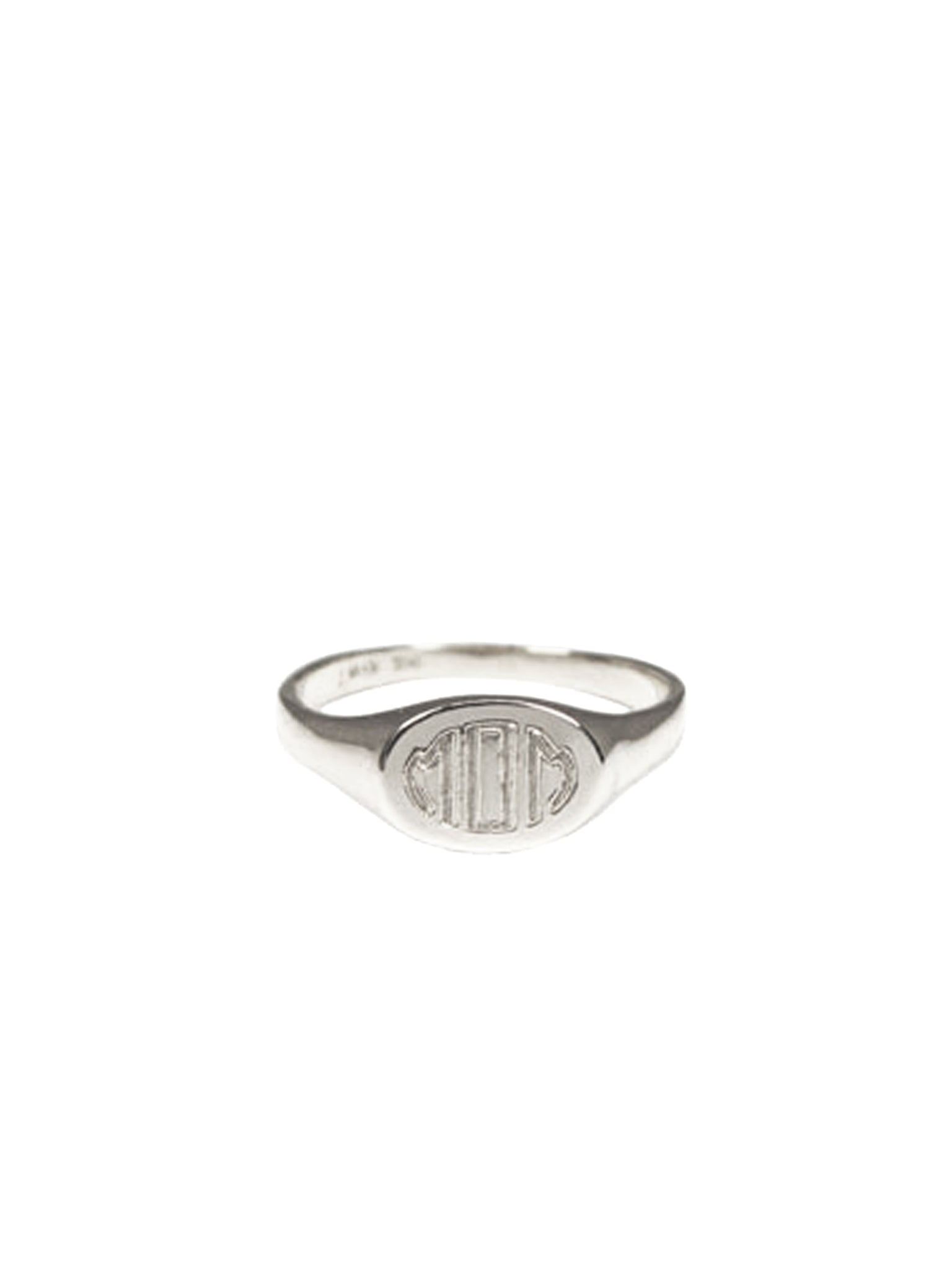 Mom Signet Ring