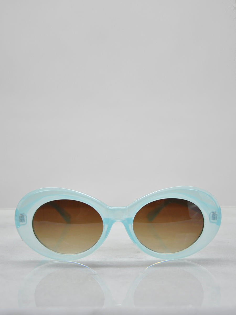 Sunglasses - Opera Singer / Light Blue