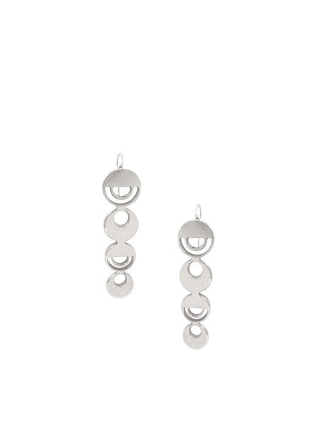 Phases Earring / Silver