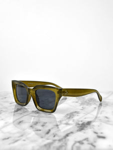 Sunglasses - Potent / Olive Green