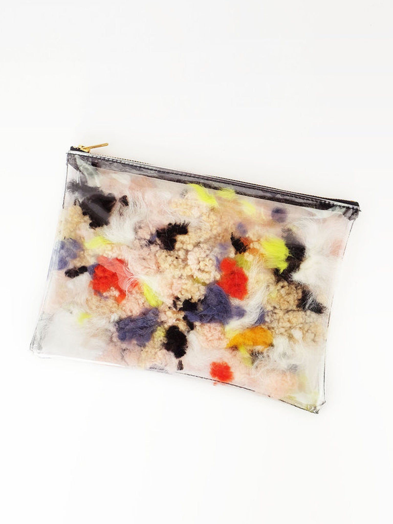 Primecut - Vinyl Zipper Pouch / Fruit Salad