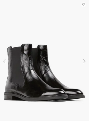 Vagabond - Frances Chelsea Boot / Black Patent Leather