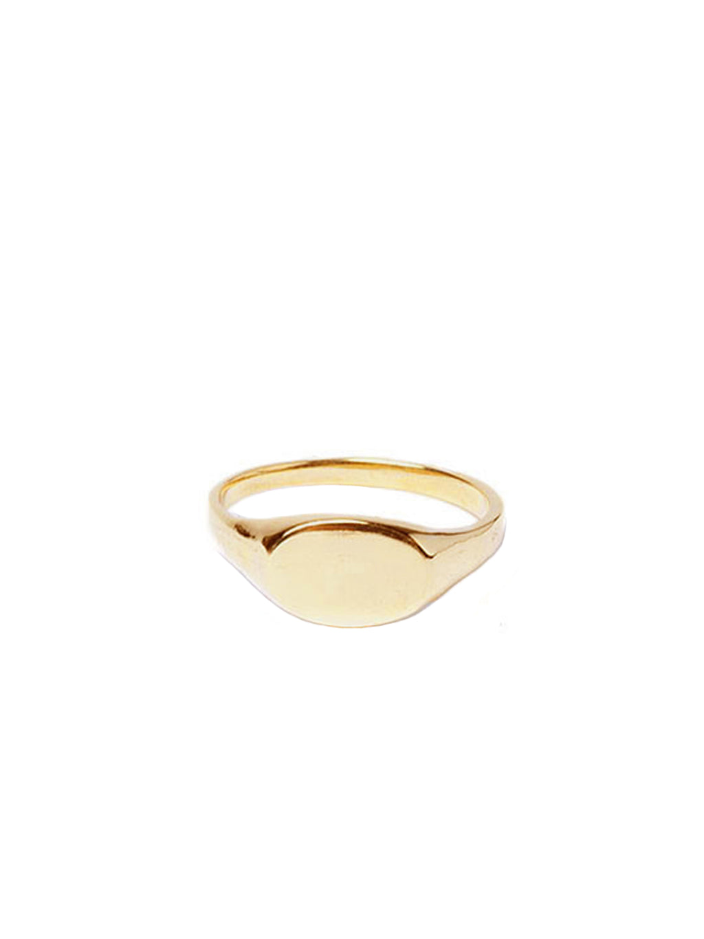 Signet Ring / Brass
