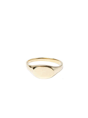 Signet Ring / Gold