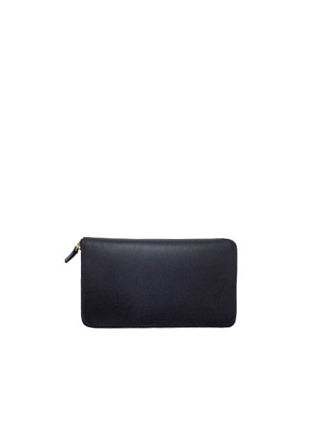 Minor History - Tall Coupe Zip Wallet / Black