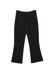 Toby Pants / Black Crepe
