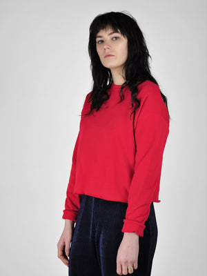 YES!!! - Torres Sweatshirt / Red