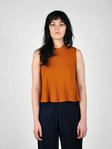 Eve Gravel - Zucchini Top / Amber