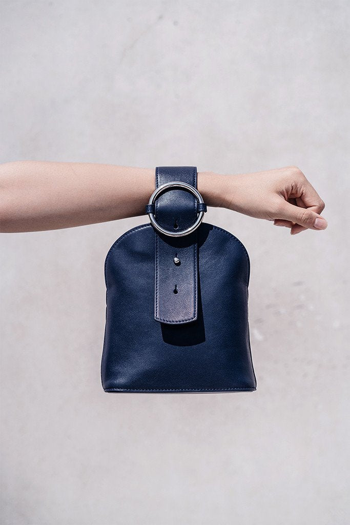 Parisa Wang - Addicted Bracelet Bag / Blue