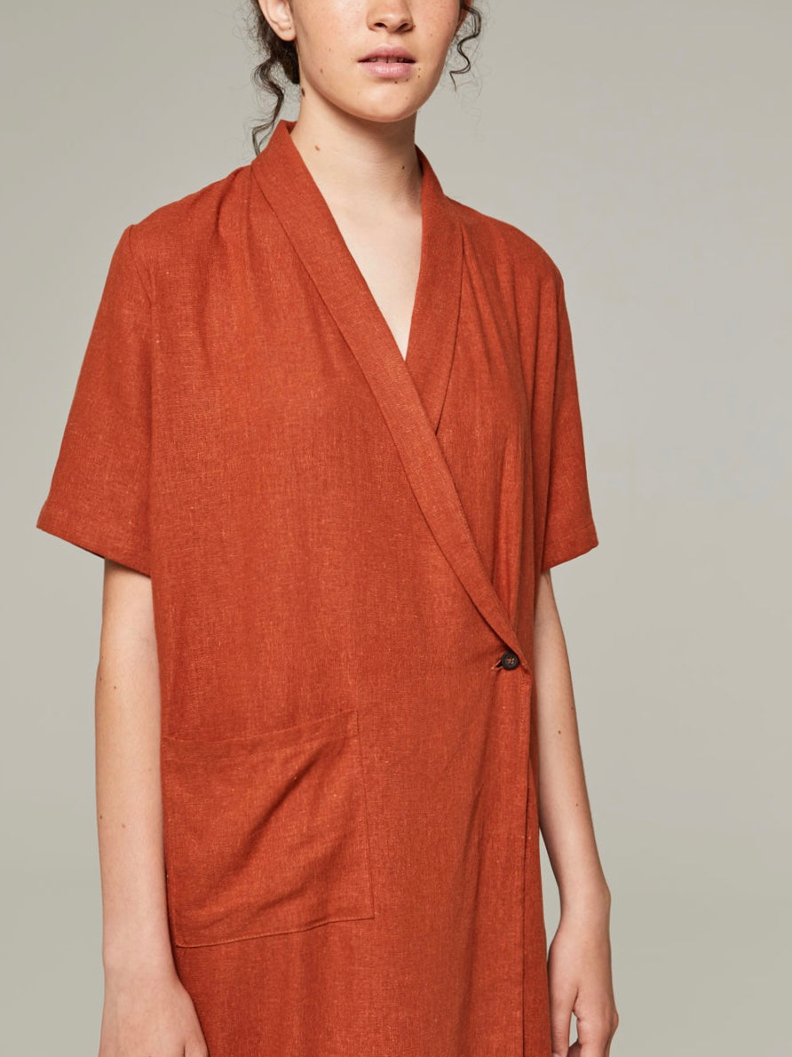 Rita Row - Arashi Dress / Camel