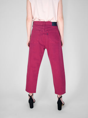 Levi's Made & Crafted - Barrel Jeans / Senorita Pink