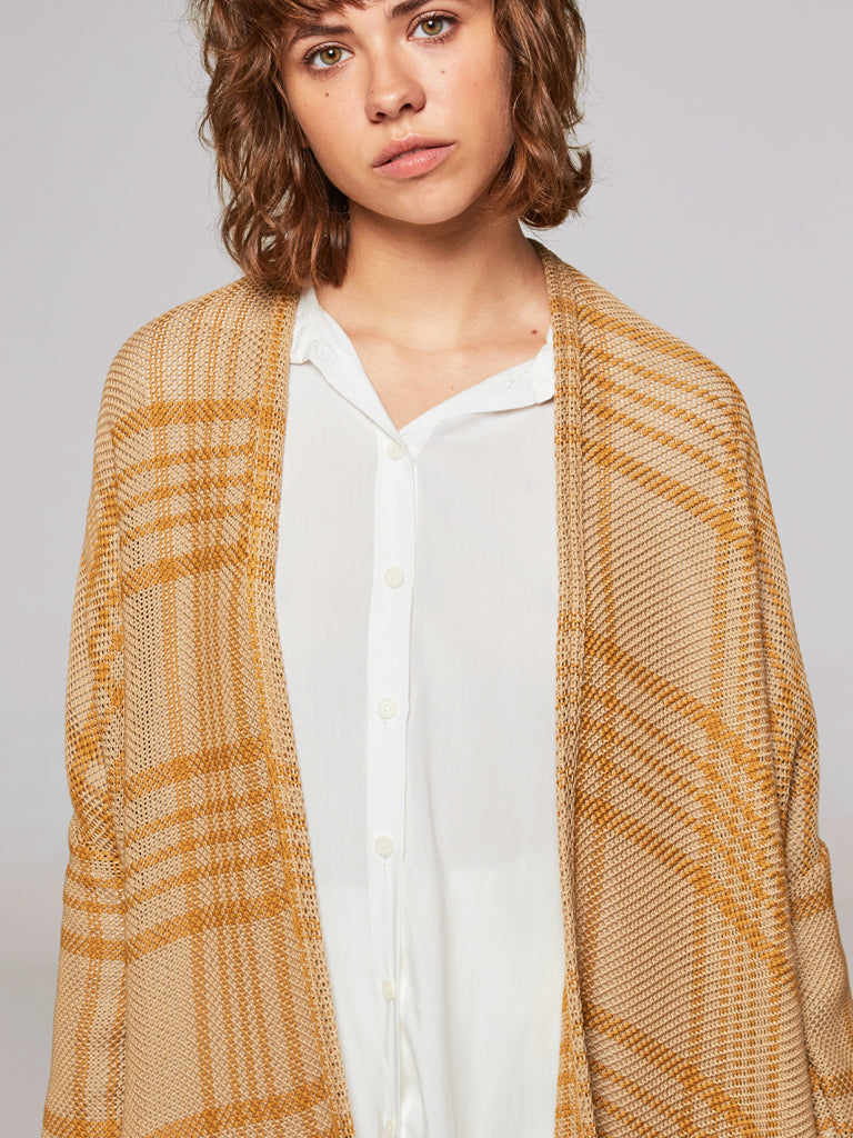 Rita Row - Begur Cardigan / Net