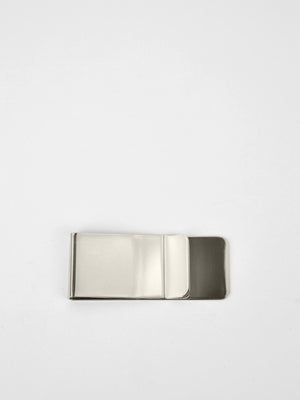 Money Clip / Silver