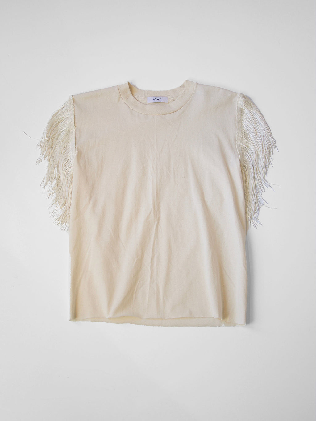 IGWT - Boyne Chainette Tee / Natural